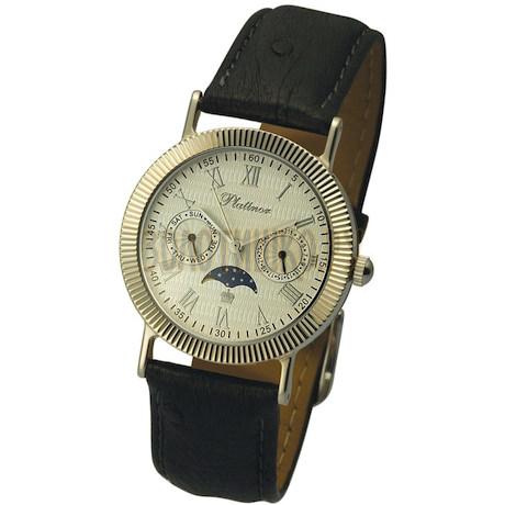 """Мужские золотые часы """"Форум"""" 54840.121"""