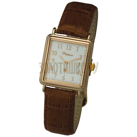 """Мужские золотые часы """"Фрегат"""" 54950.105"""