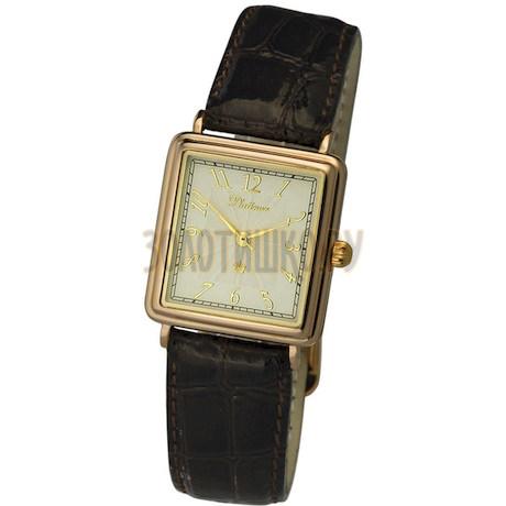 """Мужские золотые часы """"Фрегат"""" 54950.111"""