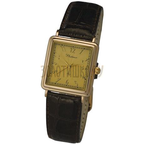 """Мужские золотые часы """"Фрегат"""" 54950.411"""