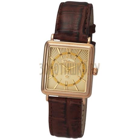 """Мужские золотые часы """"Фрегат"""" 54950.420"""
