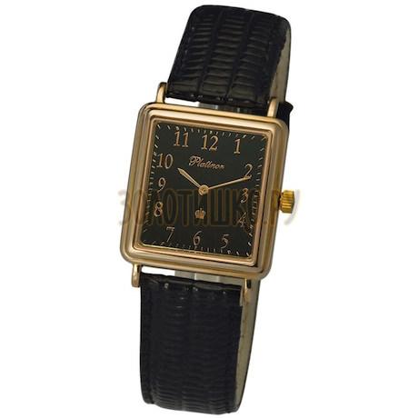 """Мужские золотые часы """"Фрегат"""" 54950.505"""