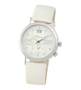 "Мужские серебряные часы Platinor коллекции ""Шанс"" 55800.132"