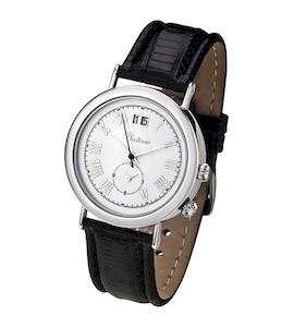 "Мужские серебряные часы Platinor коллекции ""Шанс"" 55800.315"