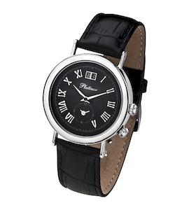 "Мужские серебряные часы Platinor коллекции ""Шанс"" 55800.515"