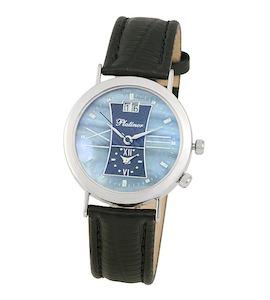 "Мужские серебряные часы Platinor коллекции ""Шанс"" 55800.632"