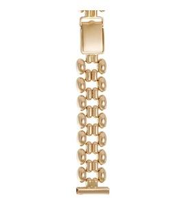 Золотой браслет для часов (16 мм) 56080