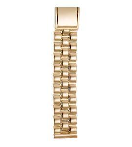Золотой браслет для часов (16 мм) 56217