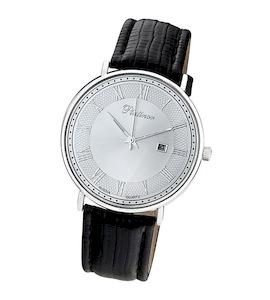"""Мужские серебряные часы """"Амур"""" 56700.221"""