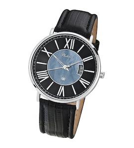 """Мужские серебряные часы """"Амур"""" 56700.517"""