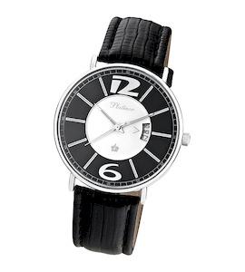 """Мужские серебряные часы """"Амур"""" 56700.525"""