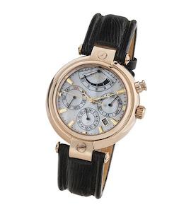 """Мужские золотые часы """"Адмирал"""" 56850C.315"""