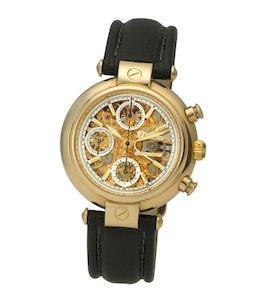 "Мужские золотые часы ""Адмирал"" 57010Д.155"