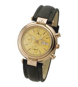"""Мужские золотые часы """"Адмирал"""" 57050.404"""