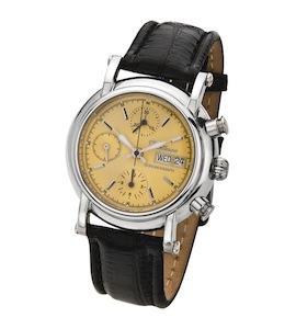 """Мужские серебряные часы """"Адмирал-2"""" 57100.403"""
