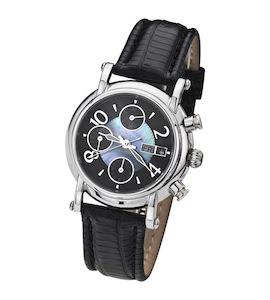 """Мужские серебряные часы """"Адмирал-2"""" 57100.606"""