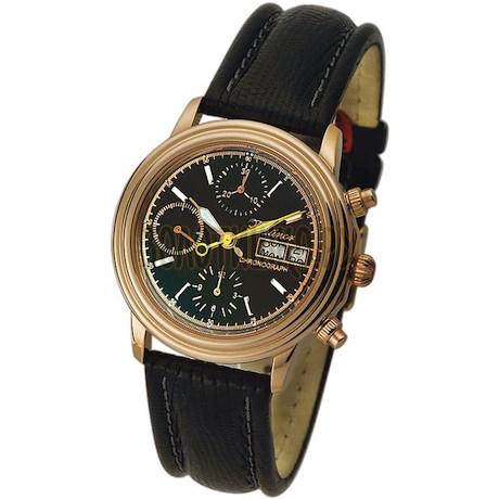 """Мужские золотые часы """"Консул"""" 57750.503"""