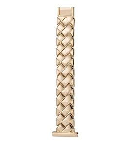 Золотой браслет для часов (18 мм) 58212