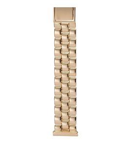 Золотой браслет для часов (18 мм) 58217
