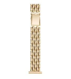 Золотой браслет для часов (18 мм) 58220