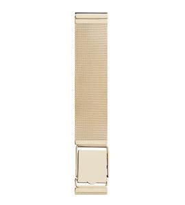 Золотой браслет для часов (18 мм) 58300