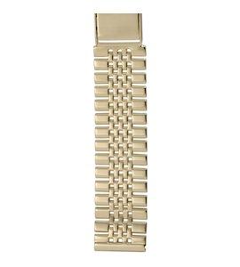 Золотой браслет для часов (20 мм) 601