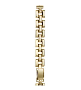 Золотой браслет для часов (6 мм) 60580