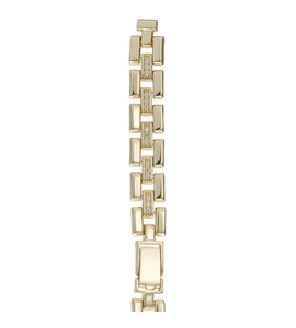 Золотой браслет для часов (6 мм) 606580