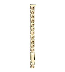Золотой браслет для часов (8 мм) 61063