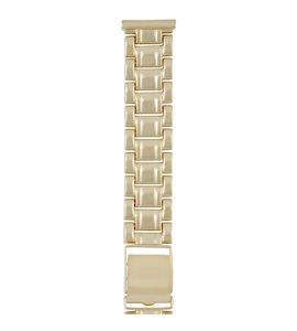 Золотой браслет для часов (20 мм) 62010