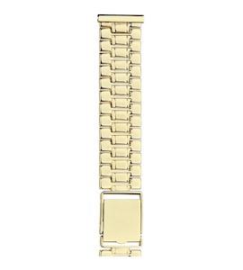 Золотой браслет для часов (20 мм) 62012