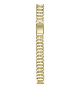 Золотой браслет для часов (10 мм) 62013