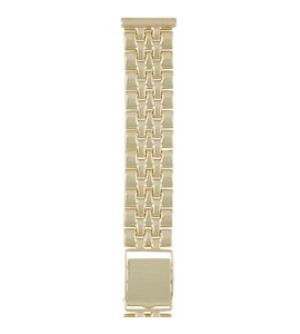 Золотой браслет для часов (20 мм) 62016