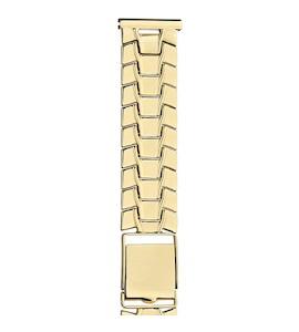 Золотой браслет для часов (20 мм) 62017