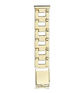 Золотой браслет для часов (20 мм) 62018