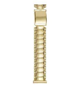 Золотой браслет для часов (20 мм) 62019