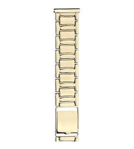 Золотой браслет для часов (20 мм) 62027