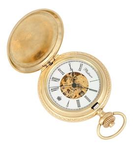 Карманные золотые часы 62060.156