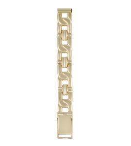 Золотой браслет для часов (10 мм) 62224