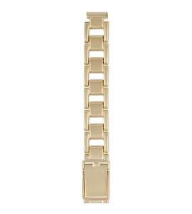 Золотой браслет для часов (10 мм) 62226