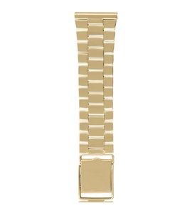 Золотой браслет для часов (22 мм) 62404.5.22