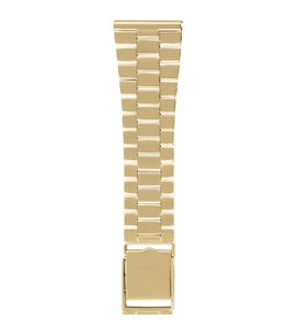 Золотой браслет для часов (24 мм) 62404.5.24