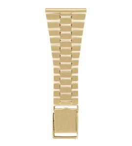 Золотой браслет для часов (29 мм) 62404.5.29