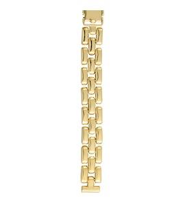 Золотой браслет для часов (10 мм) 62580