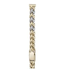 Золотой браслет для часов (10 мм) 626026