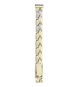 Золотой браслет для часов (10 мм) 6261052