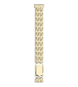Золотой браслет для часов (12 мм) 63011