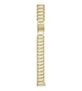 Золотой браслет для часов (12 мм) 63013