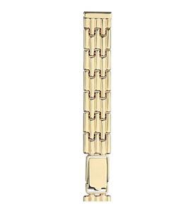 Золотой браслет для часов (12 мм) 63273