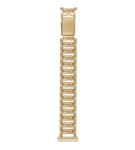 Золотой браслет для часов (14 мм) 64013